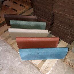 Садовые дорожки и покрытия - Бордюры полимерпесчаные 500х200х30, 0
