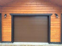 Заборы и ворота - Ворота гаражные с автоматикой, 0
