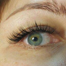Для глаз - Наращивание ресничек , 0