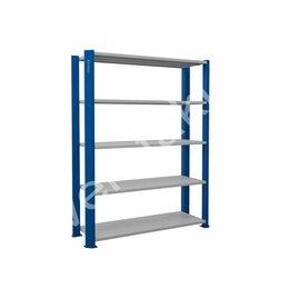 Стеллажи и этажерки - Металлический стеллаж KronVuz СТ H5 15Х19, 0