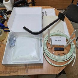 Аксессуары для сетевого оборудования - Комплект для 4g интернета роутер модем антенна, 0