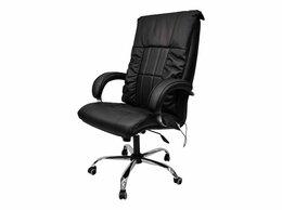 Массажные кресла - Relaxa Офисное массажное кресло EGO BOSS EG1001…, 0