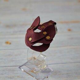 Брелоки и ключницы - Брелок кошачья маска. Ручная работа, 0