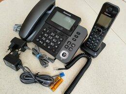 Радиотелефоны - Радиотелефон Panasonic KX-TGF310RUM, 0