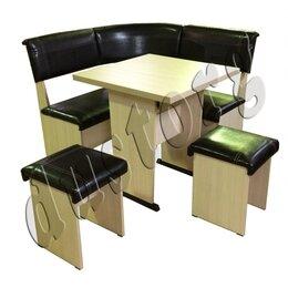 Мебель для кухни - Кухонный Уголок Дусторг 1 Мини  со столом и…, 0