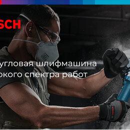 Шлифовальные машины - Углошлифовальная машина Bosch GWS 9-125, 0