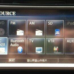Автоэлектроника - Магнитола 2DIN Nissan Sanyo, 0