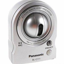 Камеры видеонаблюдения - IP-видеокамера Panasonic BL-C111, 0