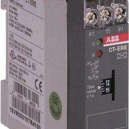 Электрические щиты и комплектующие - ABB Реле времени 1SVR550107R5100, 0
