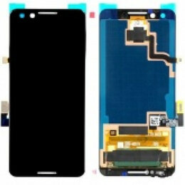 Дисплеи и тачскрины - Google Модуль (дисплей+тачскрин) для телефона Google Pixel 3, 0
