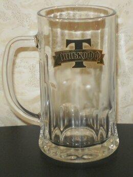 Бокалы и стаканы - Пивная кружка Тиньков, 0