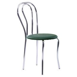 Стулья, табуретки - стулья, каркас хромированный, сиденье мягкое,…, 0