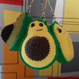 Брелоки и ключницы - Авокадо игрушка брелок , 0