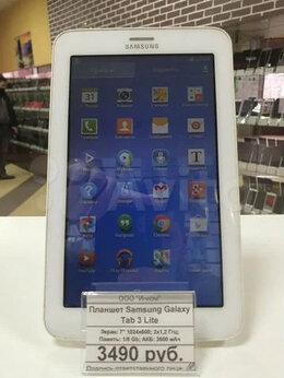 Планшеты - Samsung Galaxy Tab 3 Lite, 0