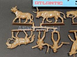 Фигурки и наборы - Солдатики 1/32 Atlantic Паническое бегство, 0