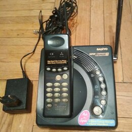 Радиотелефоны - Телефон Sanyo, 0