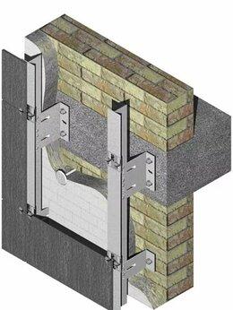 Монтажник - Монтаж вентилируемого фасада, 0