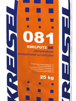 Строительные смеси и сыпучие материалы - 081 Штукатурка EDELPUTZ DR 2.0 mm декоративная…, 0