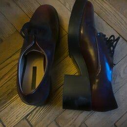 Ботинки - Оксфорды женские, 0
