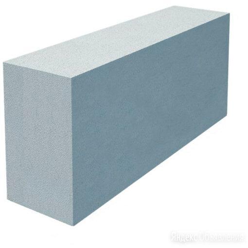 Газобетонный перегородочный блок Build stone D400 600х150х250 по цене 3500₽ - Строительные блоки, фото 0