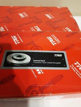 Тормозная система  - Диски на Audi A-6 df617 .задниеTRW+колодки REMSA  , 0