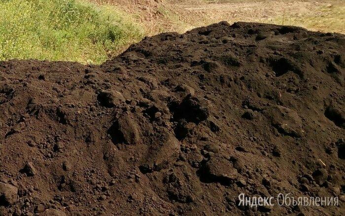 чернозем  торф перегной  по цене 500₽ - Субстраты, грунты, мульча, фото 0