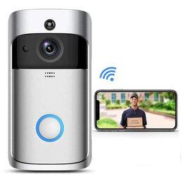 Системы Умный дом - Умный дверной звонок с камерой, 0
