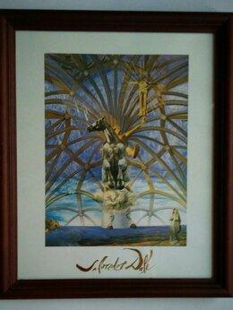 Картины, постеры, гобелены, панно - Сальвадор Дали Salvador Dali постер, 0