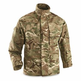 Одежда и обувь -  Оригинал боевые кителя/рубахи Combat Jacket MTP PCS, армии Британии, 0