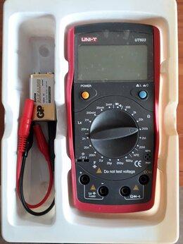 Измерительные инструменты и приборы - Измерительный прибор UT-603, 0