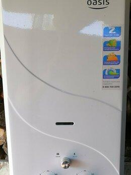 Водонагреватели - Колонка газовая водогрейная Oasis 24кВт, 0