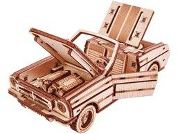 Конструкторы - Механический 3D-пазл из дерева Wood Trick…, 0