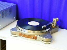 Проигрыватели виниловых дисков - Проигрыватель винила Kenwood KP-07M, 0