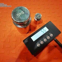Весы - Весы платформенные электронные напольные ВП-П 500 кг, 0