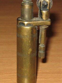 Пепельницы и зажигалки - 🚬 Бензиновая зажигалка, 0