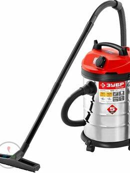 Профессиональные пылесосы - Пылесос промышленный ЗУБР ПУ-30-1400 М3, 0