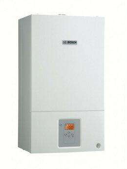 Отопительные котлы - Bosch WBN 6000 35H (настенный) котел газовый, 0