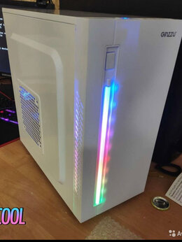 Настольные компьютеры - Современный  игровой пк s 1151/ DDR 4, 0