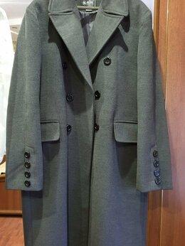 Пальто - Пальто кашемировое классическое 6 XL, 0