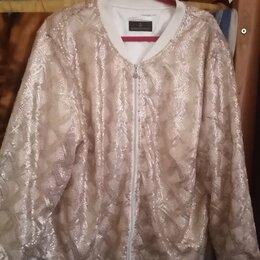 Свитеры и кардиганы - Женская бредовая одежда из Германии 54-60 размера в отличном состоянии дёшево , 0