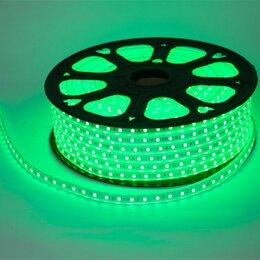 Наука и образование - LED лента 50 метров, цвет зеленый, 0