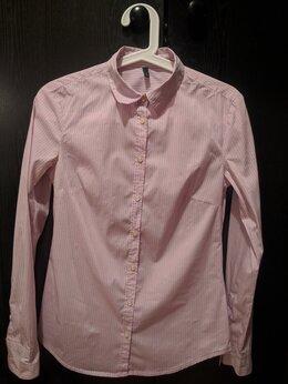 Блузки и кофточки - Рубашка розовая XS, 0