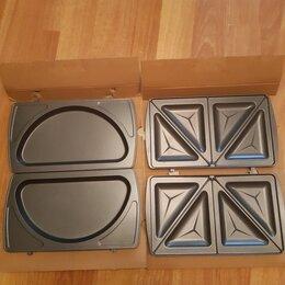 Сэндвичницы и приборы для выпечки - Сменные панели для мультипекаря redmond, 0