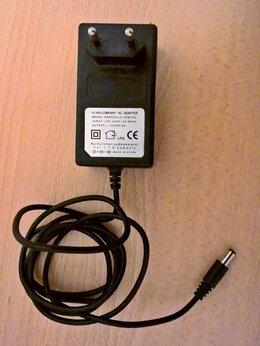 Кабели и разъемы - Сетевой адаптер модель: AC KSAFE2400125W1EU, 12V, 0