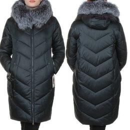 Пуховики - Новый зимний пуховик с чернобуркой 48-56 размеры, 0