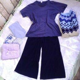 Домашняя одежда - Домашний костюм, 2 полотенца и шарф в подарок, 0