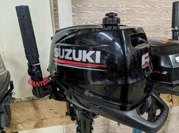 Двигатель и комплектующие  - Лодочный мотор Suzuki DF6, 0