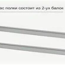 Стеллажи и этажерки - Каркас полки Z L=1800 оцинк., 0