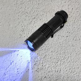 Фонари - Ультрафиолетовый фонарик UV, 0