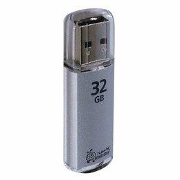USB Flash drive - Память USB2.0 Flash 32Gb SMARTBUY V-Cut,…, 0